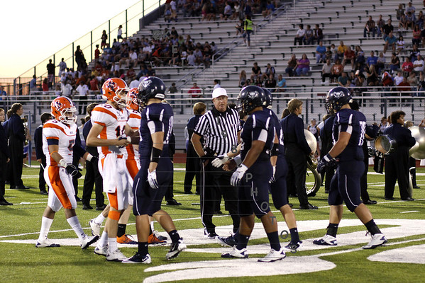 MNHS V FB vs Wylie East pre-game, auxiliary shots and post game