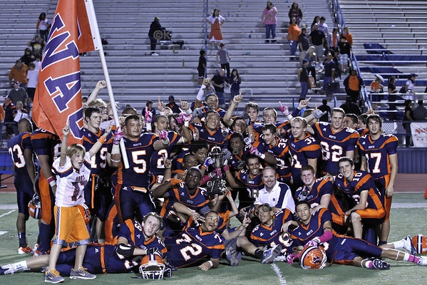 MNHS vs Mckinney High Pre-game,Auxiliary,and Trophy And Celebration Pics