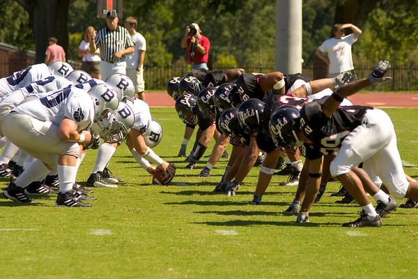 Davidson Football - 9/24/04 - Homecoming Game