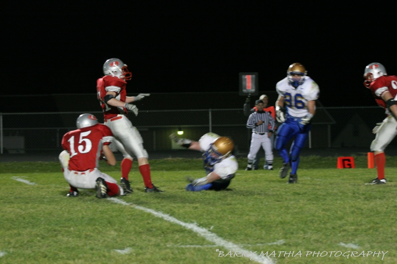 Lawson vs Higginsville 1018