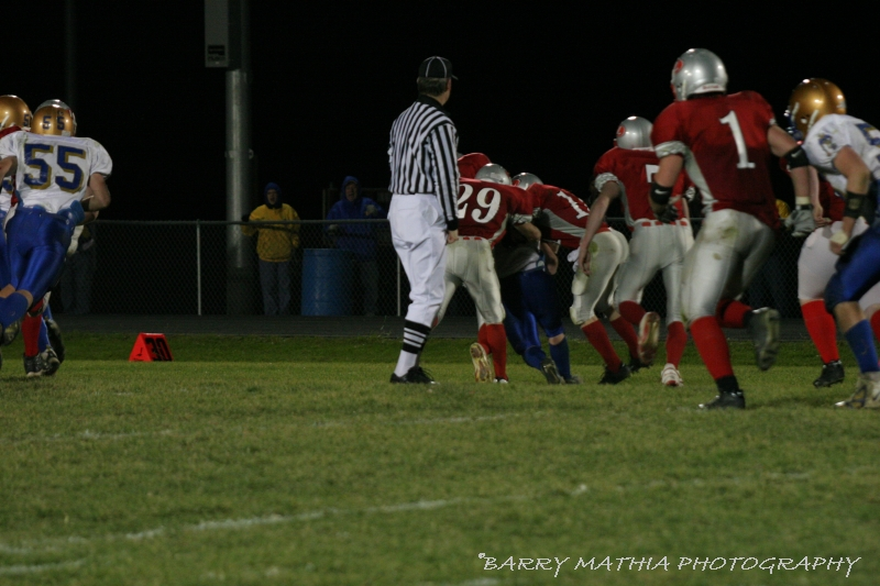 Lawson vs Higginsville 1041