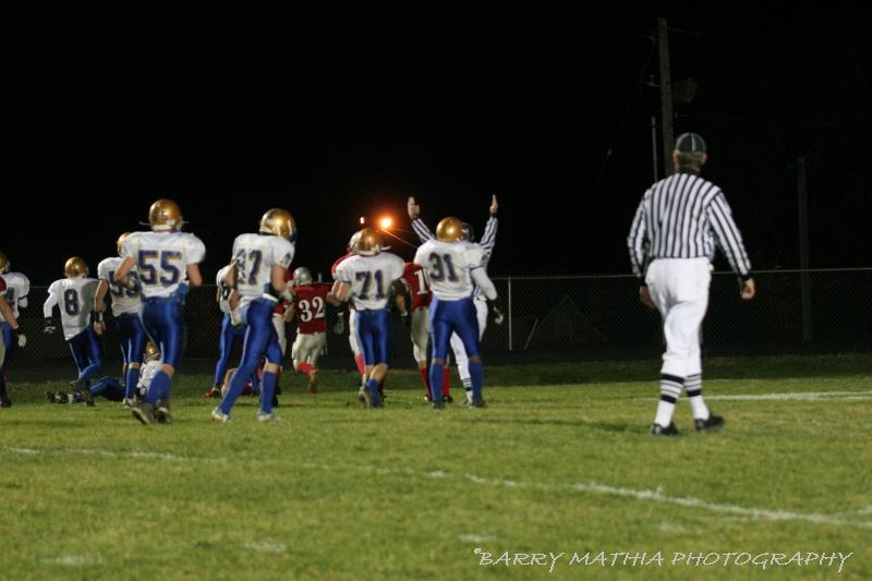 Lawson vs Higginsville 1011