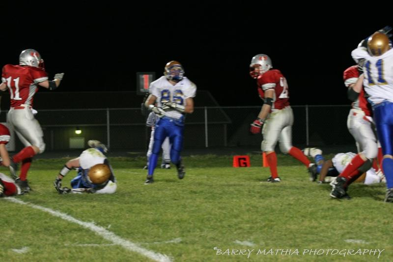 Lawson vs Higginsville 1019