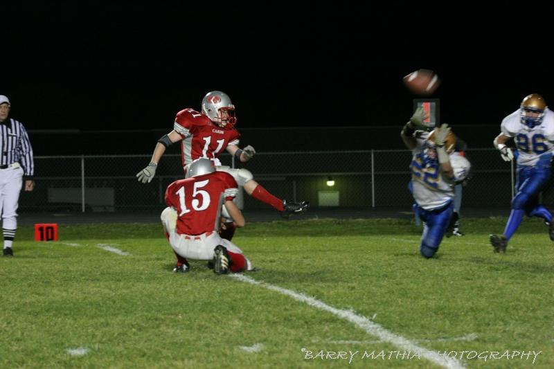 Lawson vs Higginsville 1017