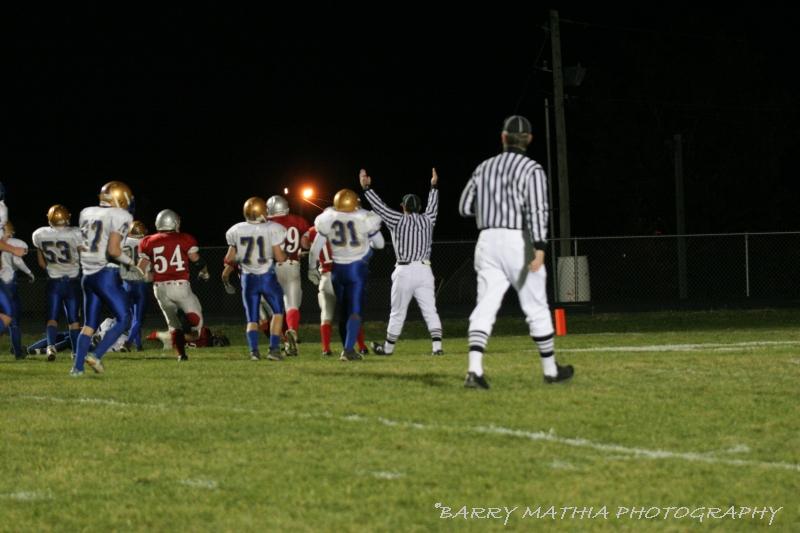 Lawson vs Higginsville 1009