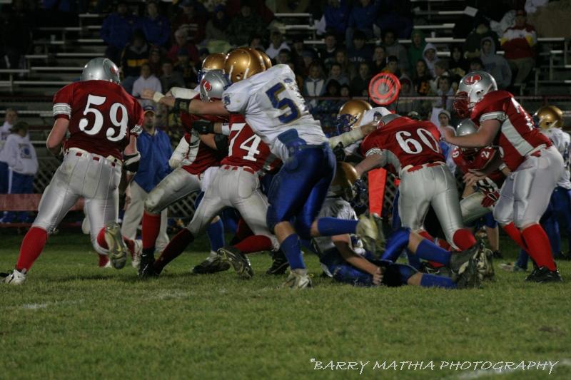 Lawson vs Higginsville 1030
