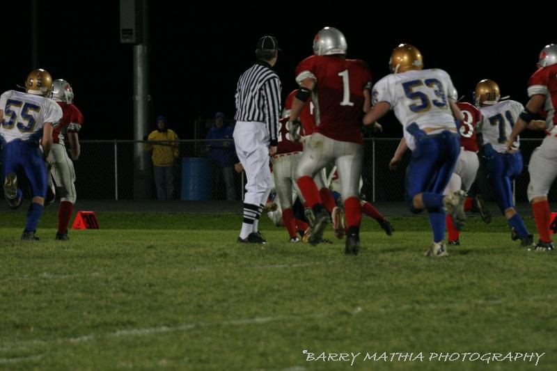 Lawson vs Higginsville 1043