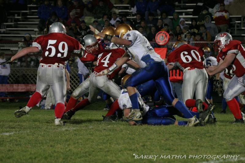 Lawson vs Higginsville 1029