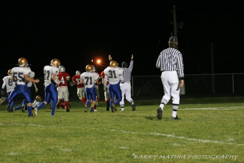 Lawson vs Higginsville 1010