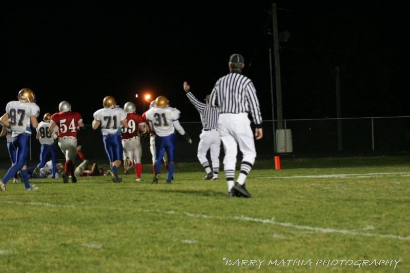 Lawson vs Higginsville 1008