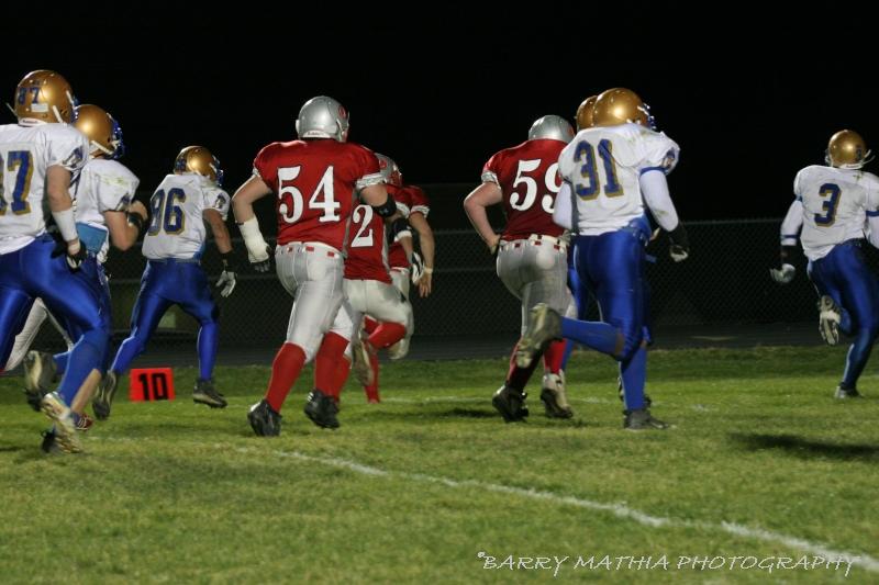Lawson vs Higginsville 1001
