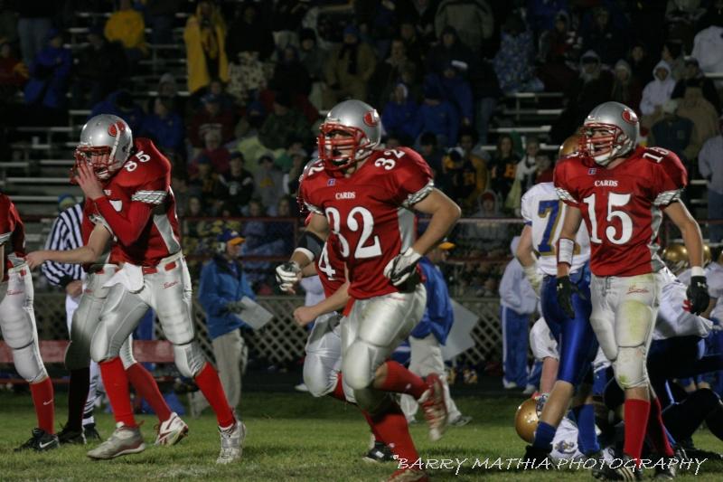 Lawson vs Higginsville 1026