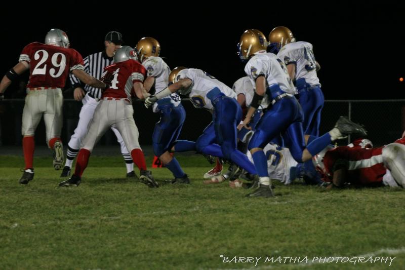 Lawson vs Higginsville 1039