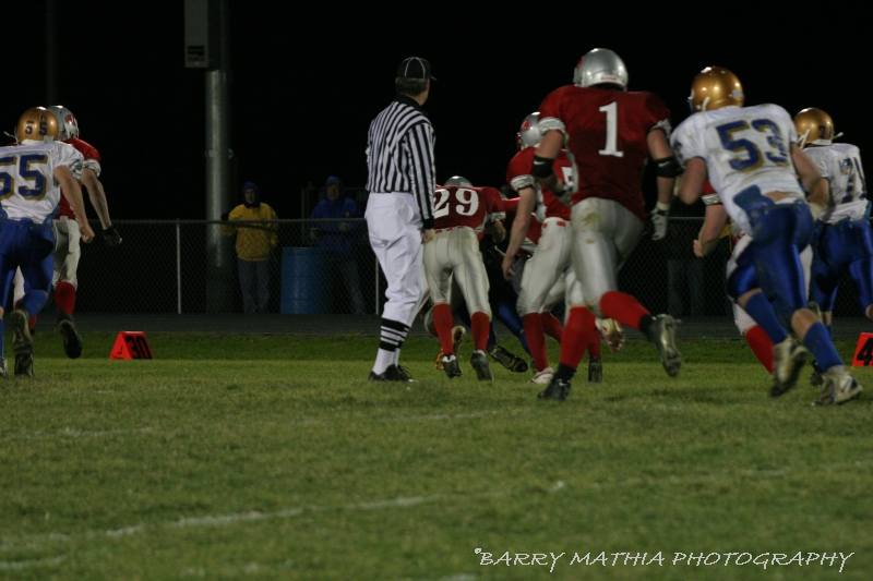 Lawson vs Higginsville 1042