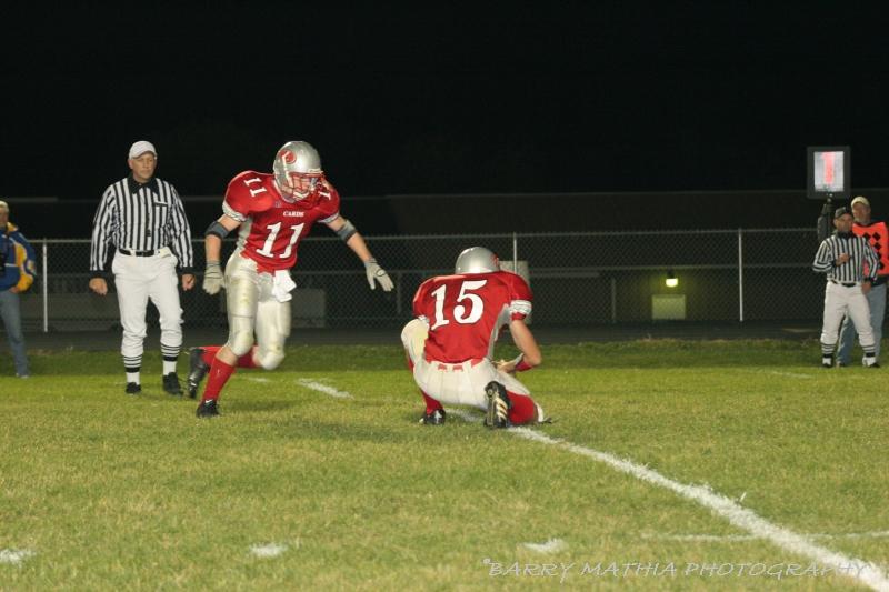 Lawson vs Higginsville 1015