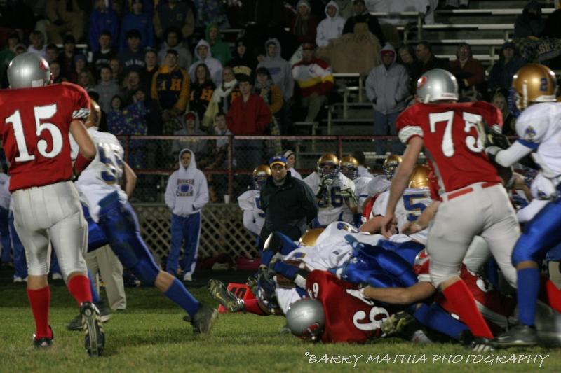Lawson vs Higginsville 1021