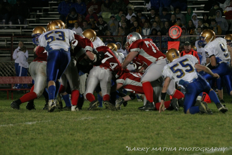 Lawson vs Higginsville 1031