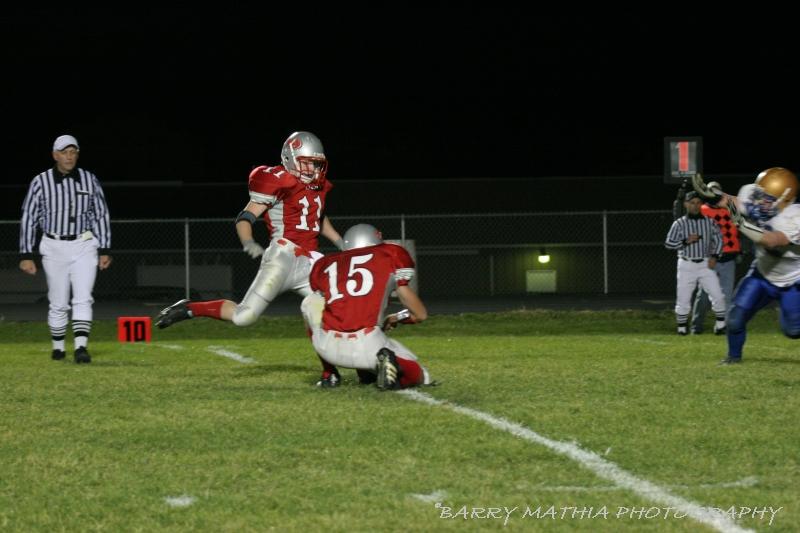 Lawson vs Higginsville 1016