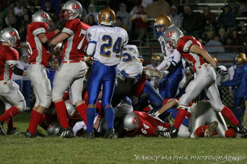 Lawson vs Higginsville 1023