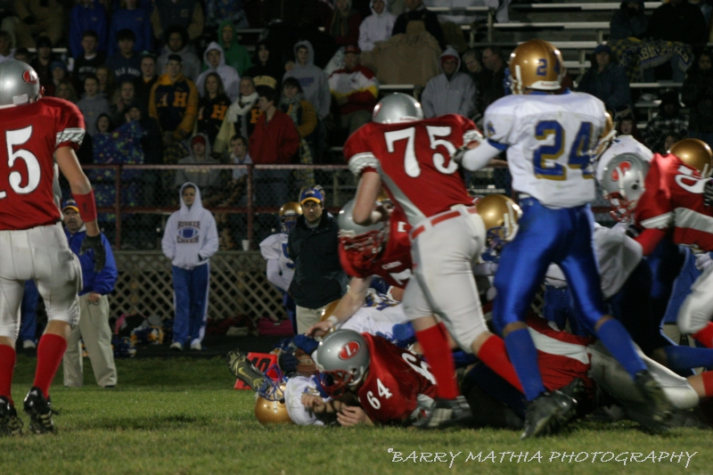 Lawson vs Higginsville 1022