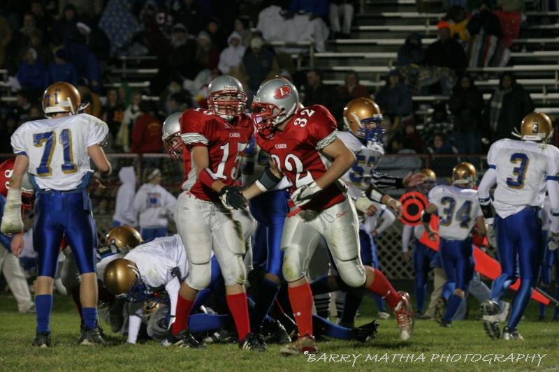 Lawson vs Higginsville 1025