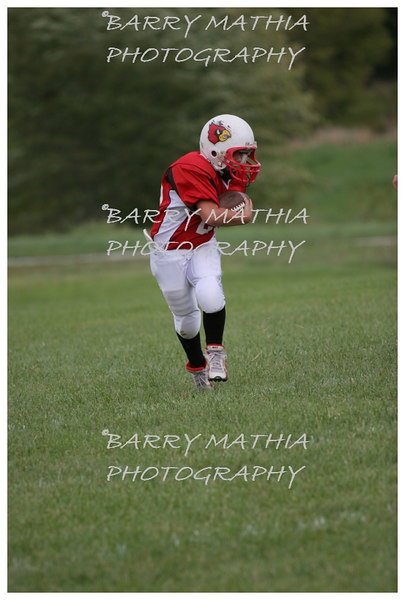 Lawson Cardinals Pop Warner vs Liberty 06 040