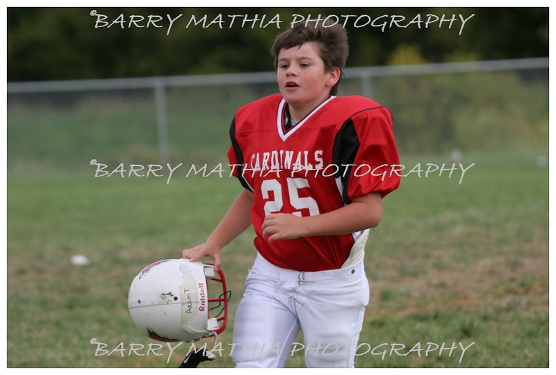 Lawson Cardinals Pop Warner vs Liberty 06 028