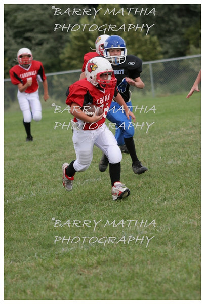 Lawson Cardinals Pop Warner vs Liberty 06 049