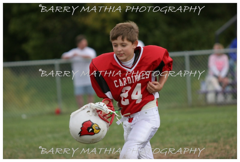 Lawson Cardinals Pop Warner vs Liberty 06 024