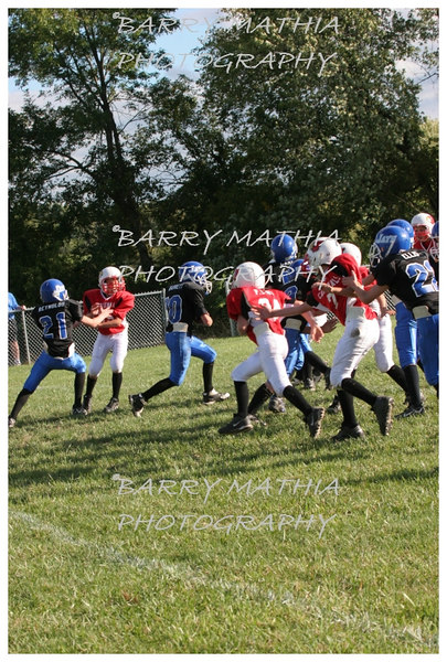 Lawson Cardinals Pop Warner vs Liberty 06 1000