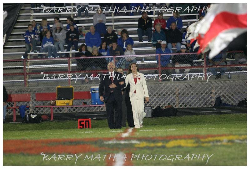 Lawson Football vs West Platte Homecoming 06 444