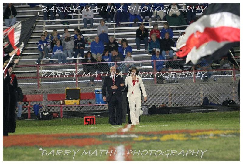 Lawson Football vs West Platte Homecoming 06 445
