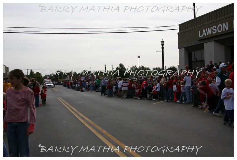 Lawson Homecoming Parade 06 046