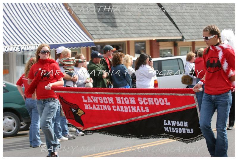 Lawson Homecoming Parade 06 665