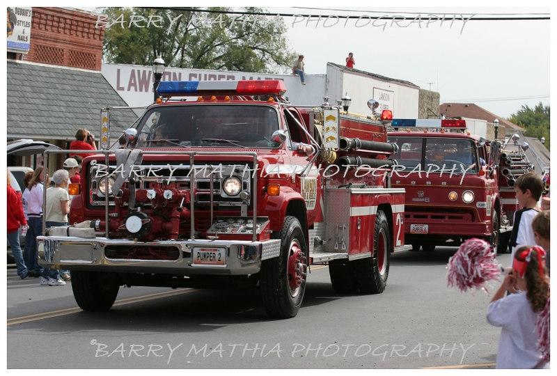 Lawson Homecoming Parade 06 660