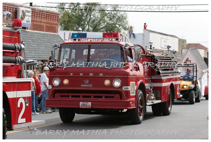 Lawson Homecoming Parade 06 661