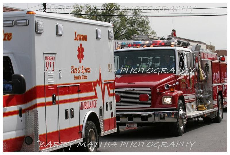 Lawson Homecoming Parade 06 657