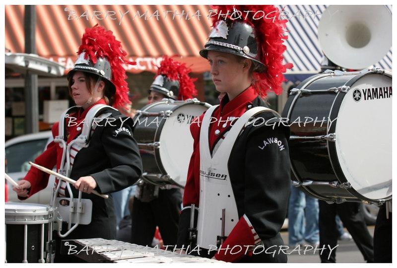 Lawson Homecoming Parade 06 690
