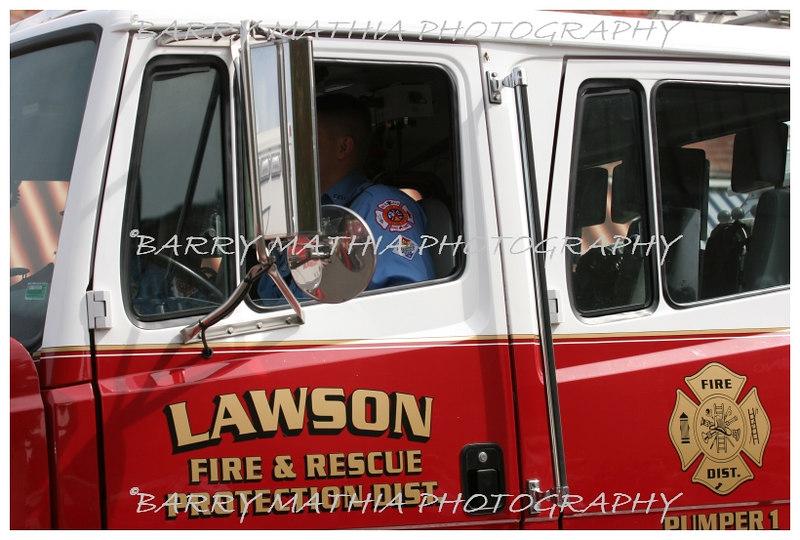 Lawson Homecoming Parade 06 659