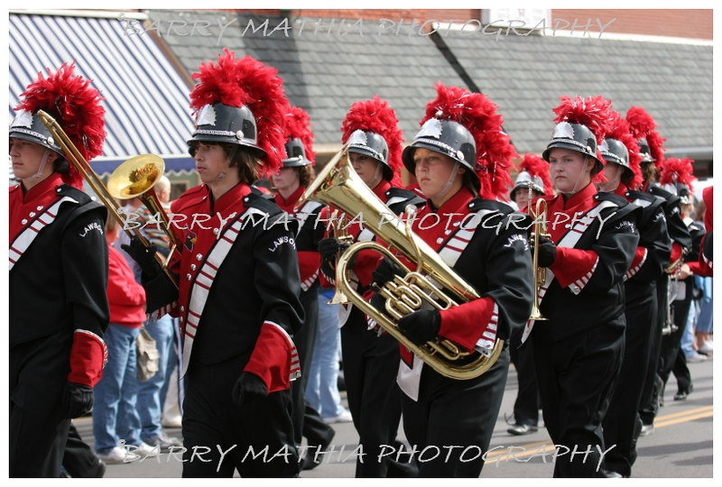 Lawson Homecoming Parade 06 672