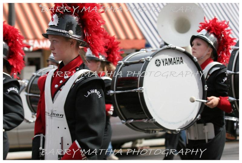 Lawson Homecoming Parade 06 691