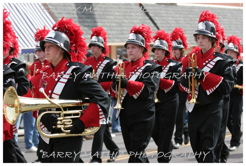 Lawson Homecoming Parade 06 674