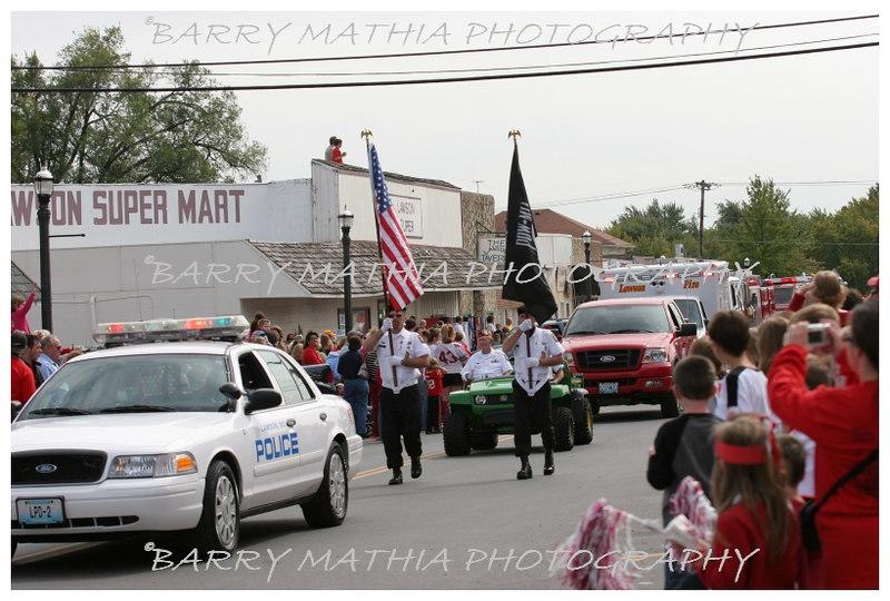 Lawson Homecoming Parade 06 654