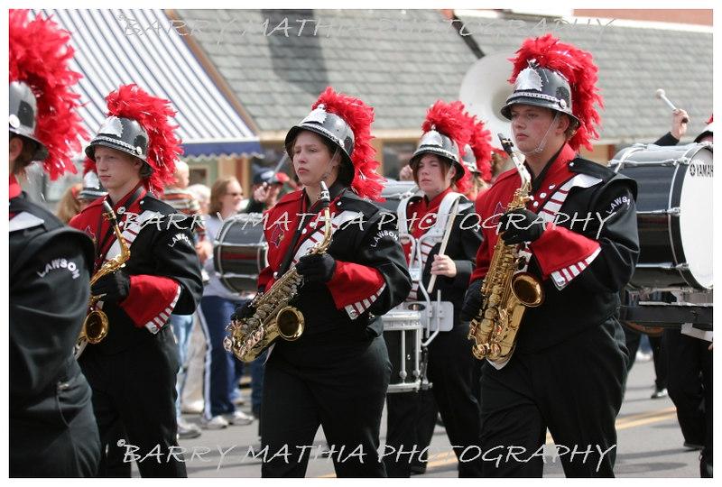 Lawson Homecoming Parade 06 682