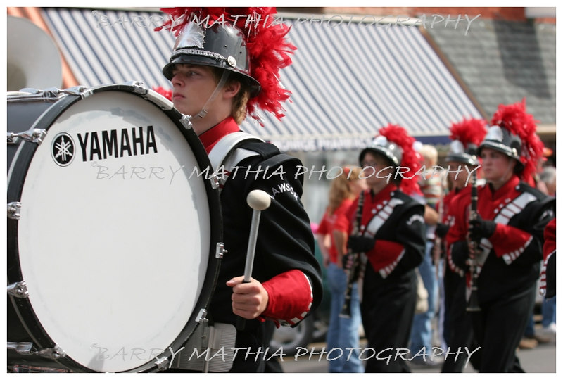 Lawson Homecoming Parade 06 693