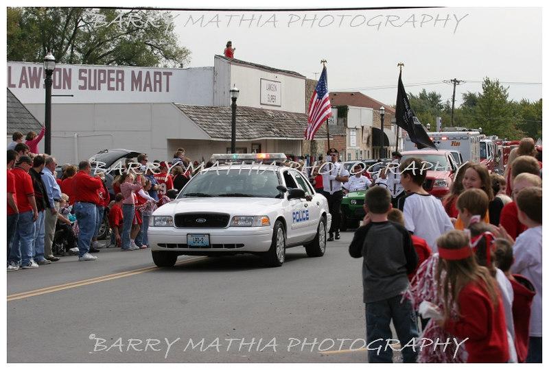 Lawson Homecoming Parade 06 653