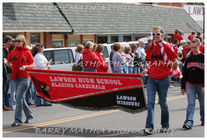 Lawson Homecoming Parade 06 664