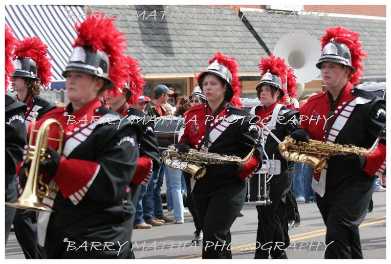 Lawson Homecoming Parade 06 681