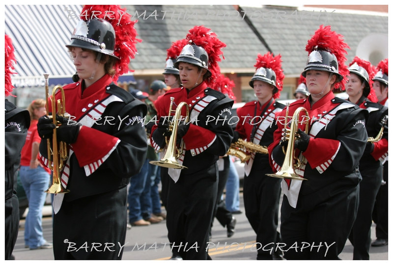 Lawson Homecoming Parade 06 678