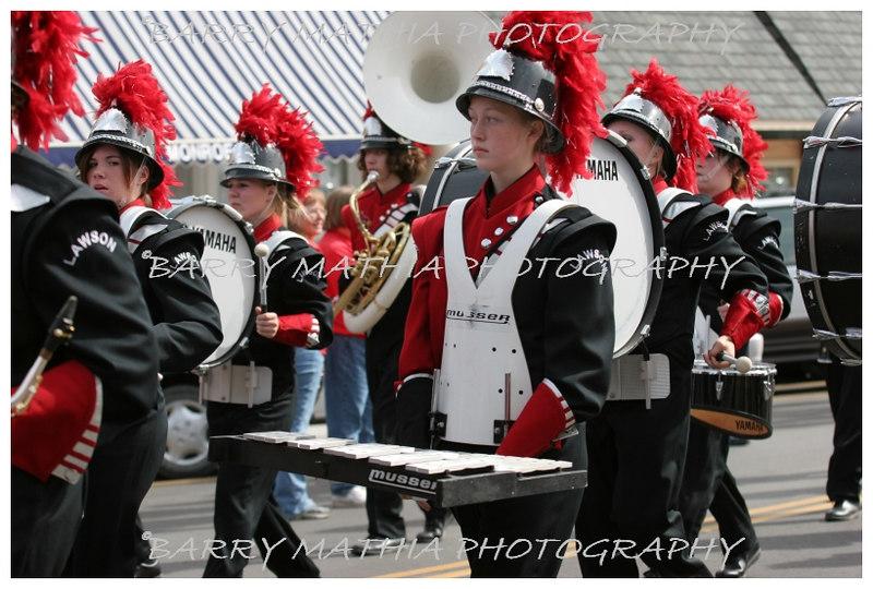 Lawson Homecoming Parade 06 687